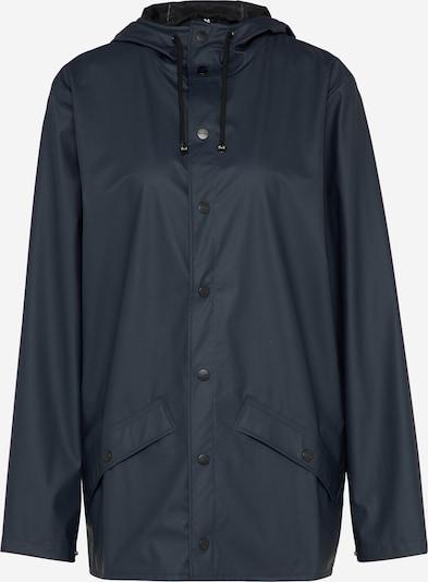 RAINS Prehodna jakna | mornarska barva, Prikaz izdelka