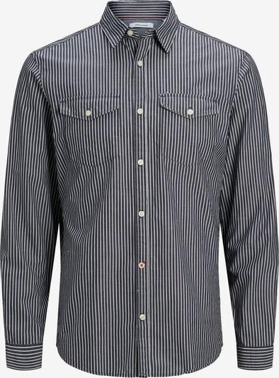 JACK & JONES Košile - námořnická modř / bílá, Produkt