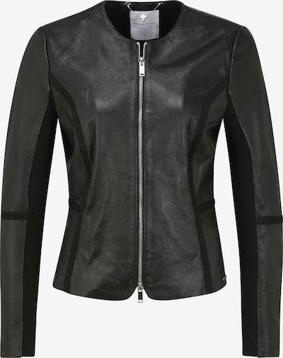 RINO & PELLE Lederjacke 'TORRI' in schwarz, Produktansicht