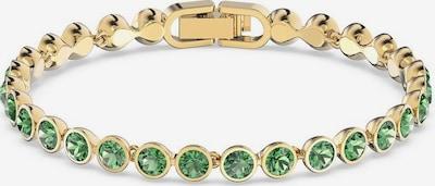 Swarovski Armband 'Tennis' in gold, Produktansicht
