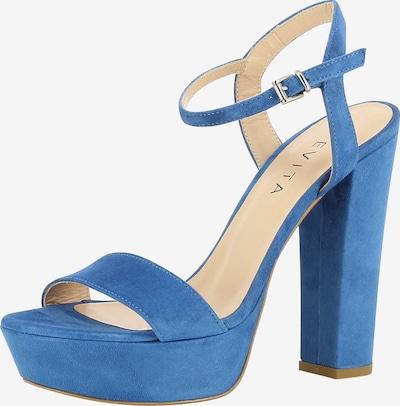 EVITA Sandalette 'Stefania' in royalblau, Produktansicht