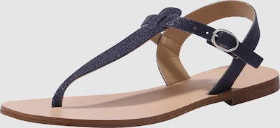 ABOUT YOU Teenslipper 'SELINE' in Navy