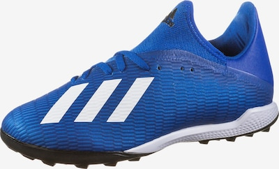 ADIDAS PERFORMANCE Schuhe 'X 19.3 TF' in blau / weiß, Produktansicht