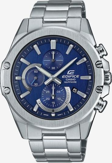 CASIO Chronograph 'EFR-S567D-2AVUEF' in blau / silber, Produktansicht