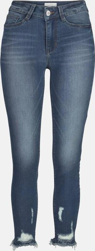 TOM TAILOR DENIM Skinny-fit Jeans 'Nela'