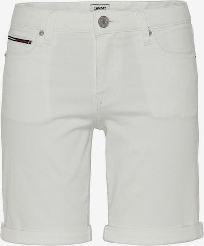 Tommy Jeans Shorts in weiß, Produktansicht