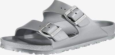 BIRKENSTOCK Sandalette 'Arizona' in silber, Produktansicht