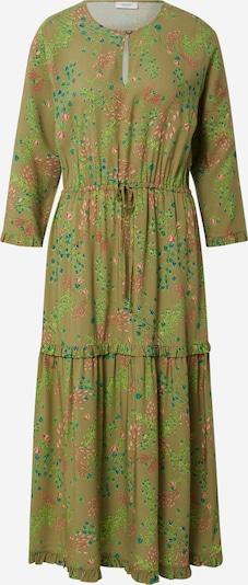 Marc O'Polo DENIM Obleka | zelena / mešane barve barva, Prikaz izdelka