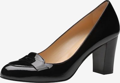 EVITA Damen Pumps in schwarz: Frontalansicht