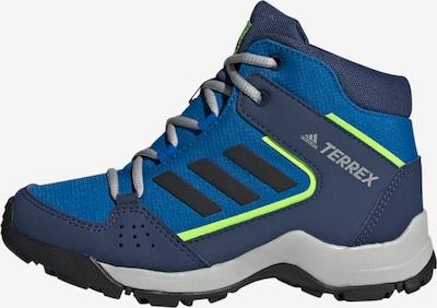 ADIDAS PERFORMANCE Outdoorschuh 'Terrex Hyperhiker K' in blau / navy / neongrün, Produktansicht
