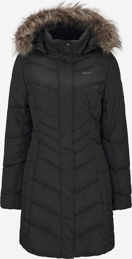 ICEPEAK Wintermantel 'PAIVA' in schwarz, Produktansicht