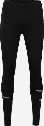 PUMA Sporthose 'Run' in schwarz: Frontalansicht