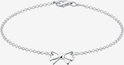 ELLI Armband 'Schleife' in silber, Produktansicht