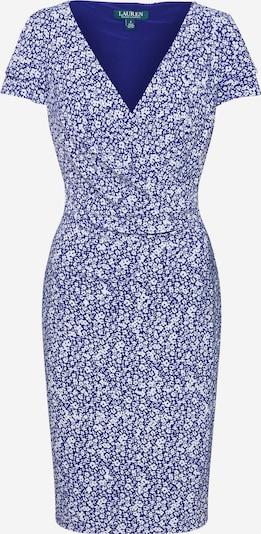 Rochie 'PICA-SHORT SLEEVE-DAY DRESS' Lauren Ralph Lauren pe crem / albastru, Vizualizare produs
