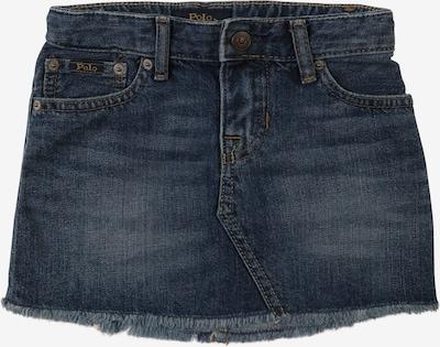 POLO RALPH LAUREN Svārki pieejami zils džinss, Preces skats