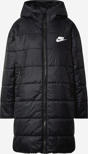 Nike Sportswear Wintermantel 'Core' in schwarz / weiß, Produktansicht