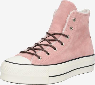CONVERSE Sneaker in rosa / schwarz / offwhite, Produktansicht