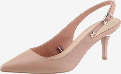 TOMMY HILFIGER Pumps 'Indra 3A' in nude, Produktansicht