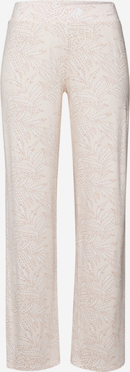 Skiny Pyjamahose 'Nature Love Sleep' in beige, Produktansicht