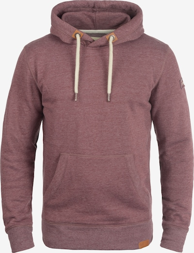 !Solid Hoodie 'TripHood' in rot: Frontalansicht