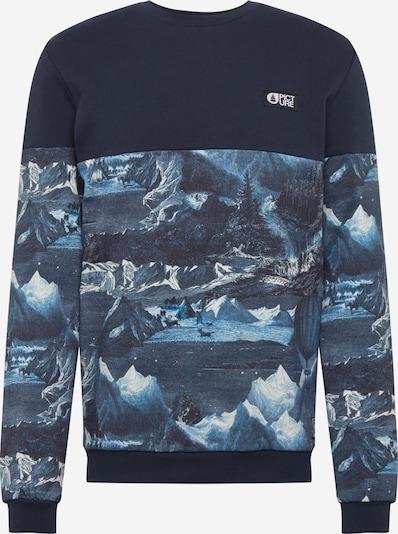 Picture Organic Clothing Camiseta deportiva en azul oscuro / mezcla de colores, Vista del producto