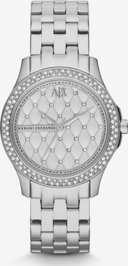 ARMANI EXCHANGE Armbanduhr in silber, Produktansicht