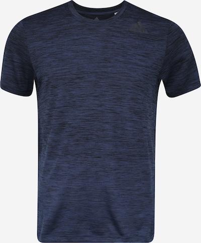 ADIDAS PERFORMANCE T-Shirt fonctionnel en indigo, Vue avec produit