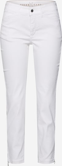 MAC Jean 'DREAM CHIC' en blanc, Vue avec produit
