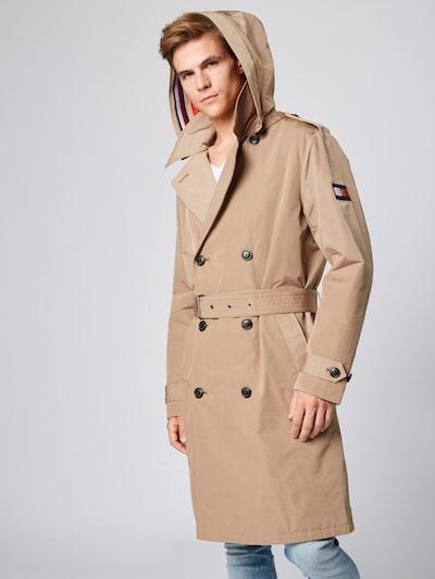Rudeninis-žieminis paltas iš TOMMY HILFIGER , spalva - kupranugario, Modelio vaizdas