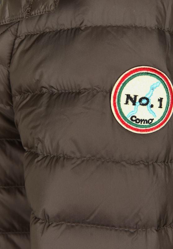 No Taupe No Como Daunenmantel 1 1 0w6zdq0