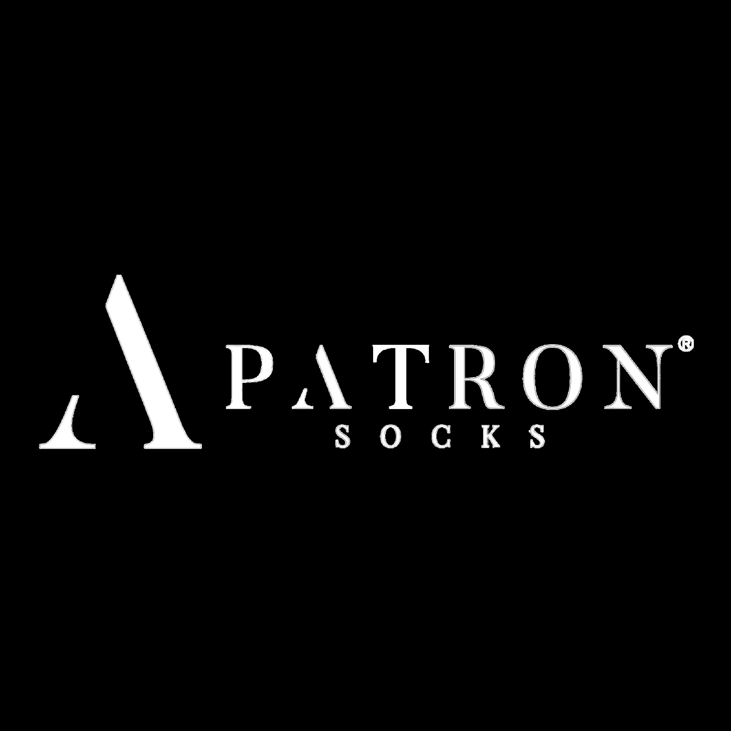 Patron Socks Logo