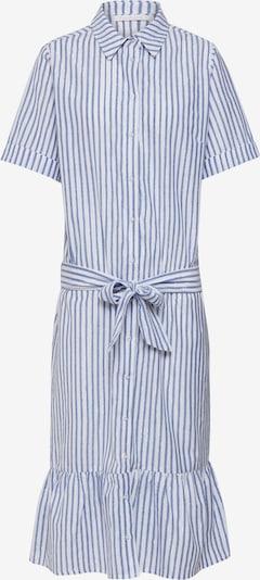 Freebird Robe-chemise 'Dress' en bleu clair / blanc, Vue avec produit