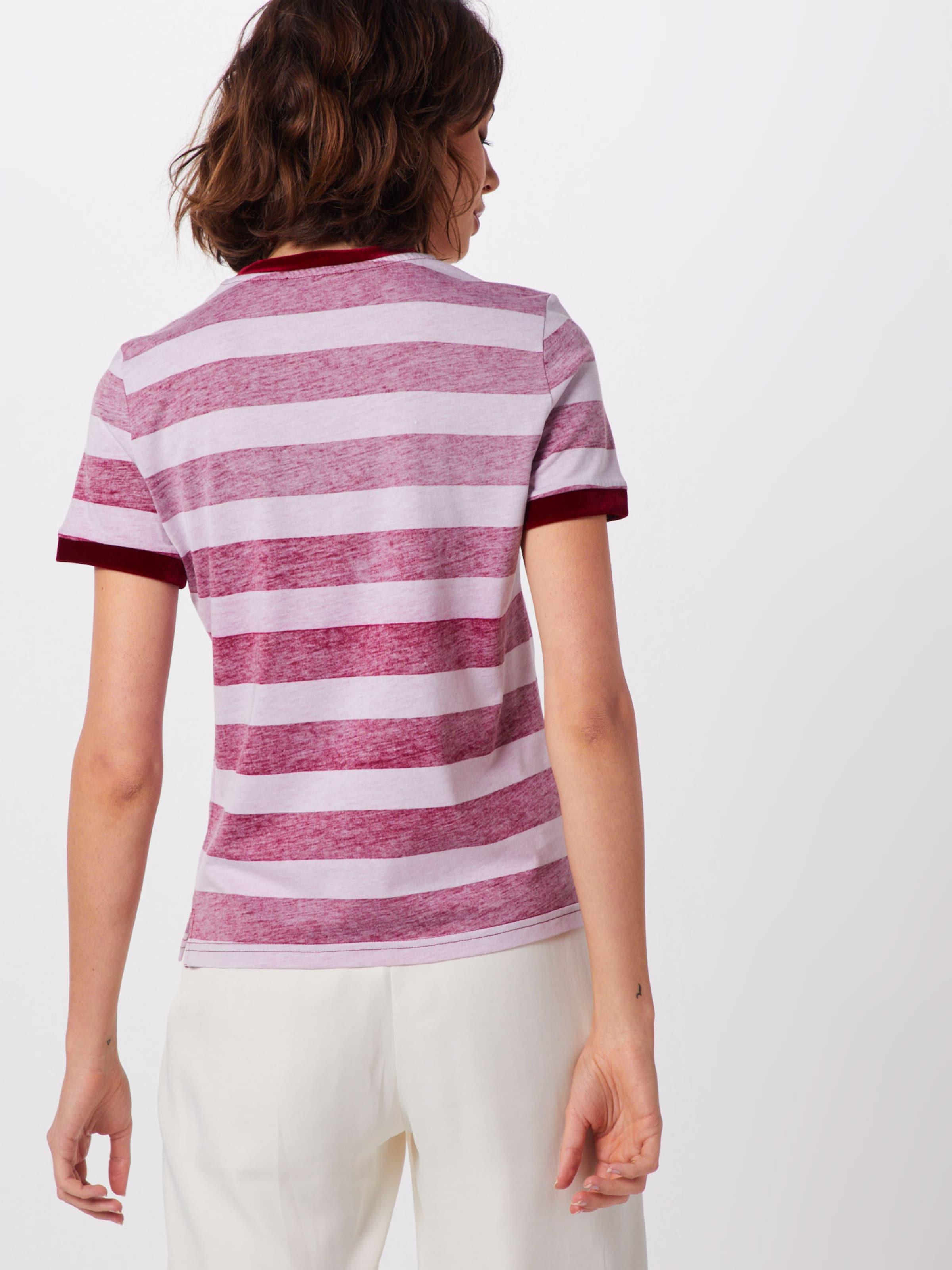 Guess PinkRot Cn Top' In Shirt Fancy 'ss 35ul1FKcTJ