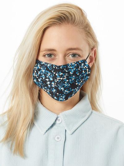 ONLY Stoffmasken '3er Pack ONLCOMMUNITY' in blau: Frontalansicht