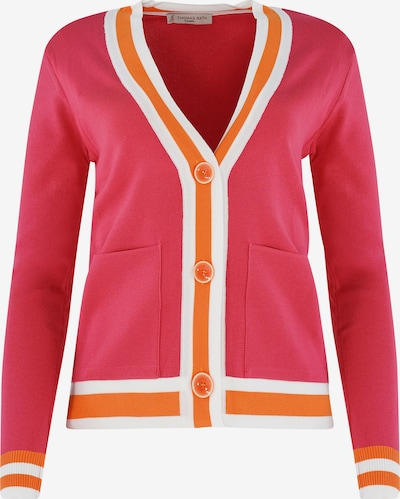 THOMAS RATH Jacke ' Cos ' in orange / pink, Produktansicht
