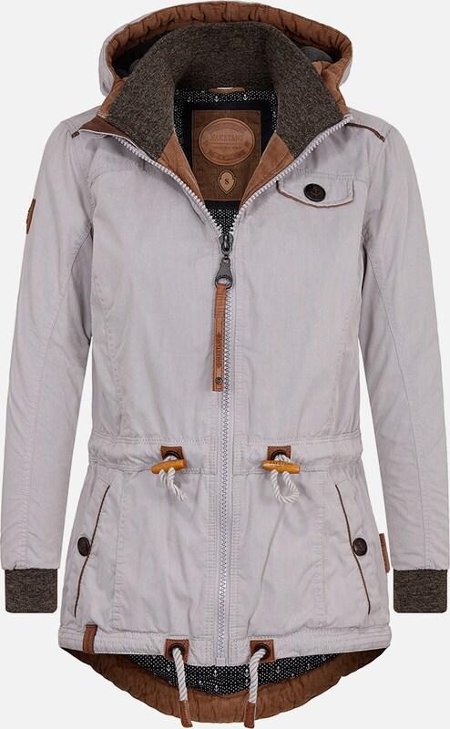 Naketano Jacket in grau  Bequem und günstig