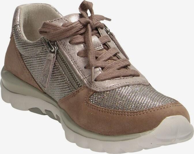 GABOR Sneakers laag in Bruin / Brokaat bi0b4AFk