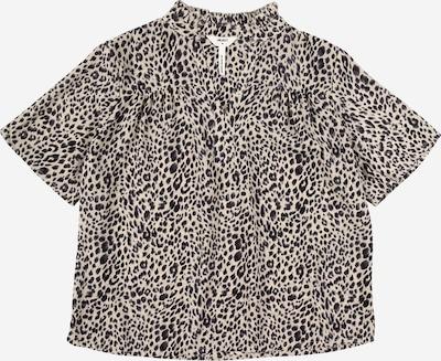 OBJECT (Tall) T-shirt 'Objneel' en noir / blanc, Vue avec produit