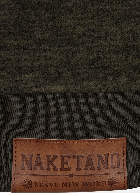 naketano Zipped Jacket 'Gigi Meroni'