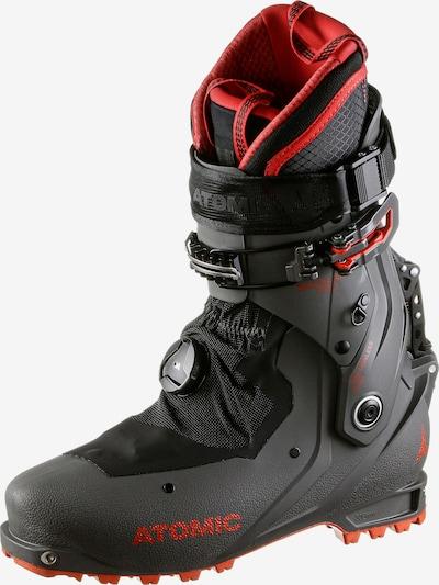 ATOMIC Tourenskischuhe 'Backland Pro' in rot / schwarz, Produktansicht