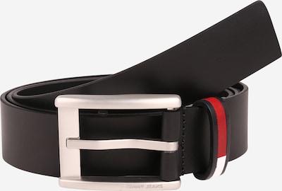 Curea 'INLAY' Tommy Jeans pe albastru / roșu / negru, Vizualizare produs