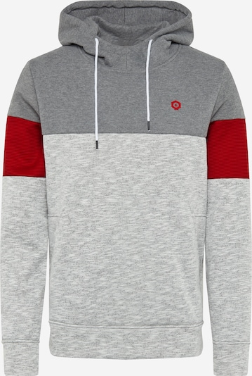 JACK & JONES Sweatshirts  'JCOMART' in grau, Produktansicht