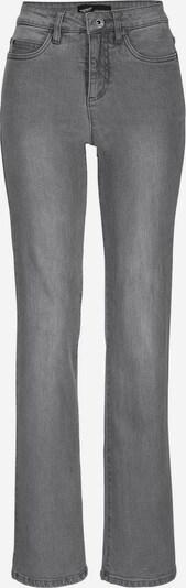 ARIZONA Bootcut-Jeans 'Comfort-Fit' in grey denim, Produktansicht