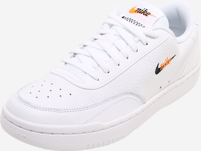 Nike Sportswear Sneaker low i orange / sort / hvid, Produktvisning