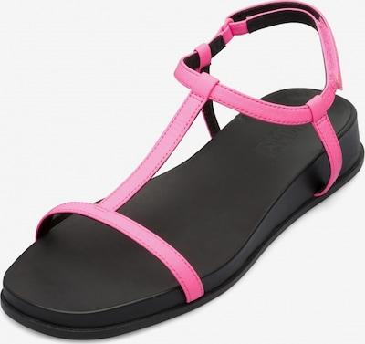 CAMPER Sandale 'Atonika' in pink: Frontalansicht