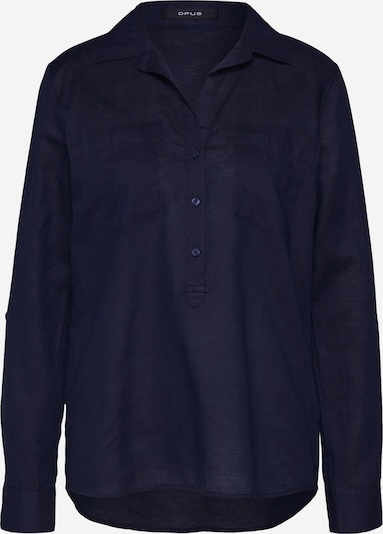 OPUS Bluse 'Fredda ROS' in blau, Produktansicht