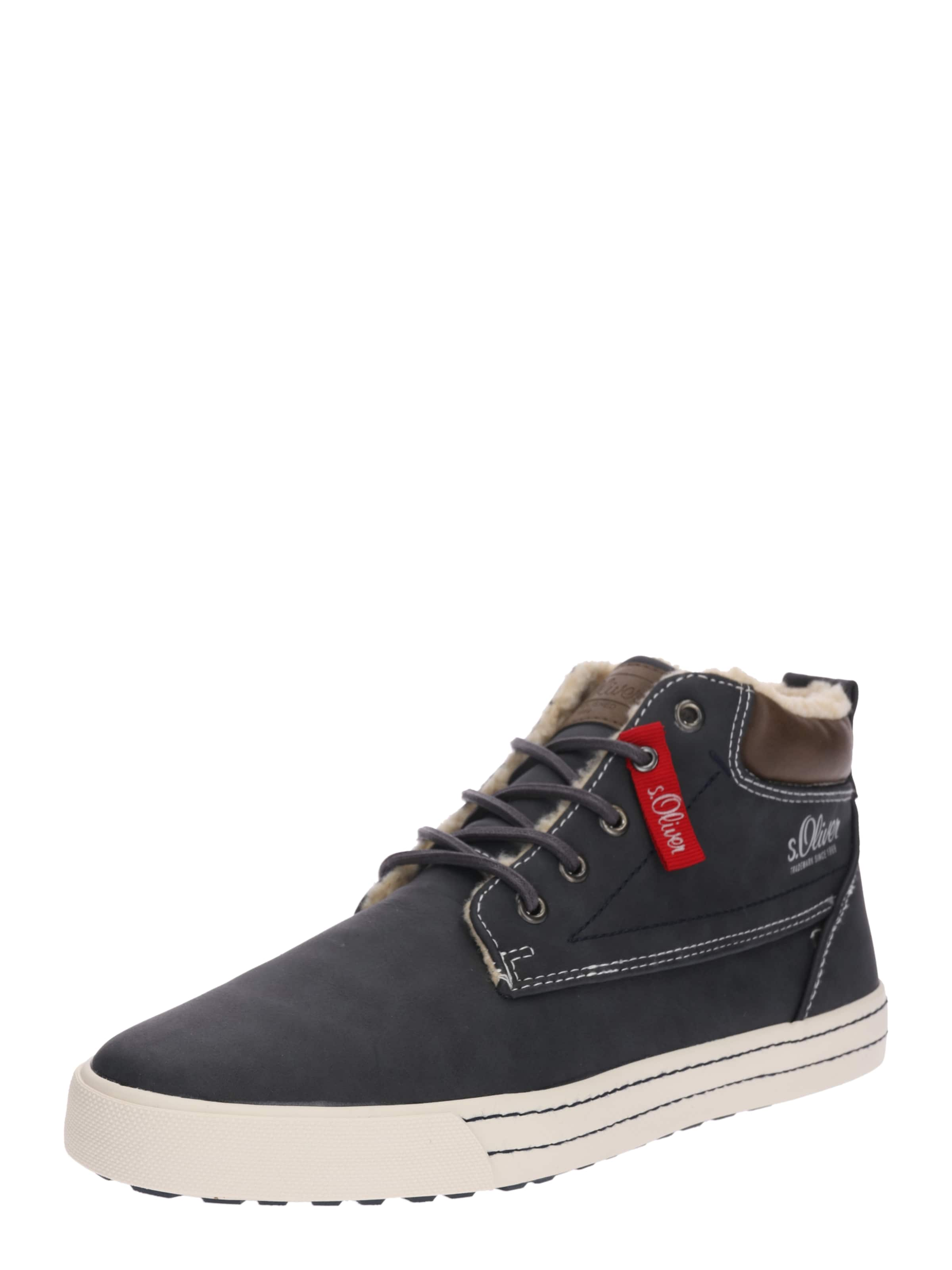 s.Oliver RED LABEL Sneaker Winterly Hohe Qualität