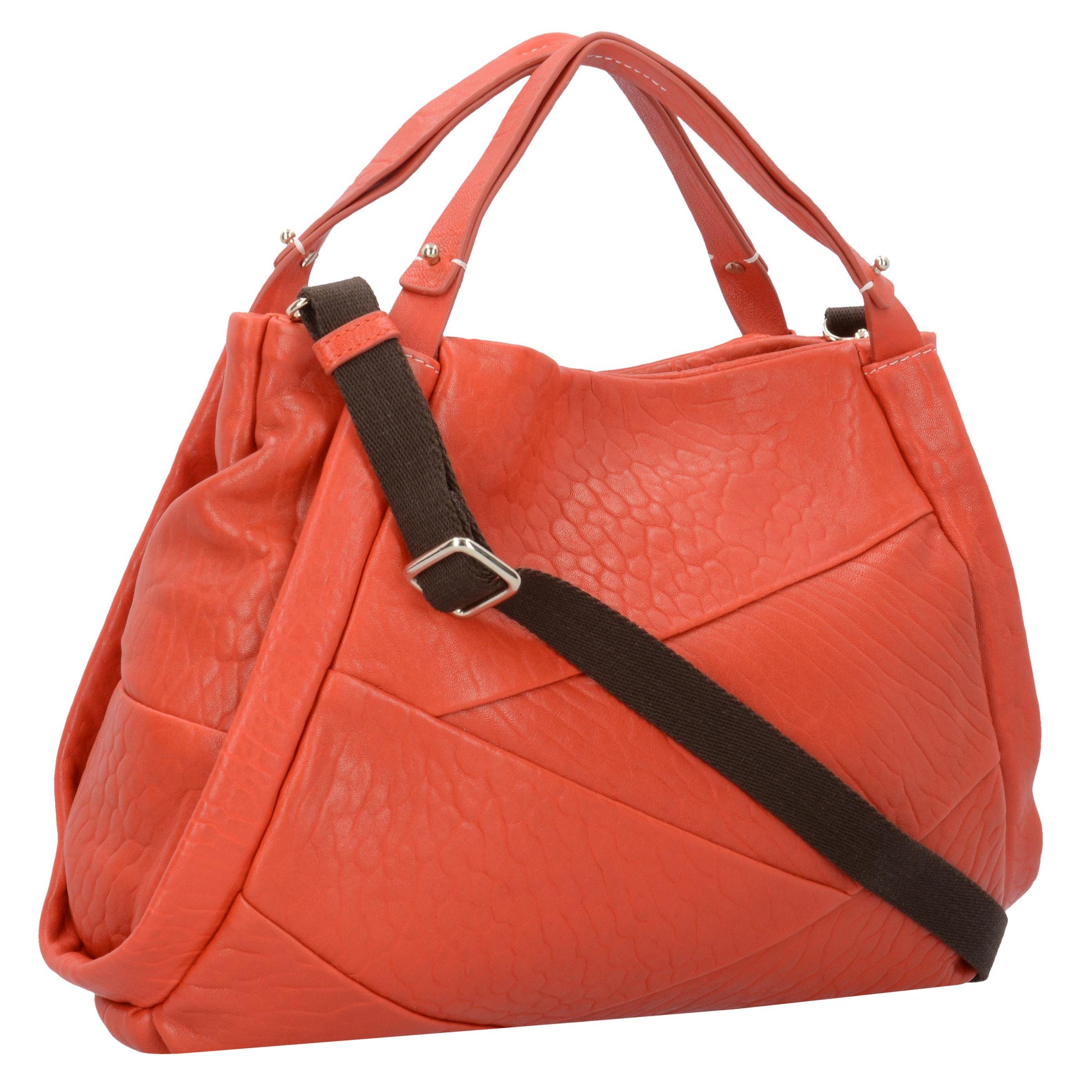 38 CINQUE Peppina Leder cm Peppina 38 CINQUE Handtasche Handtasche Leder wBUx7v