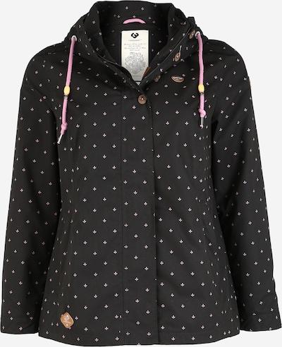 Ragwear Plus Jacke in schwarz, Produktansicht