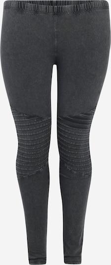 Leggings Urban Classics Curvy di colore grigio scuro, Visualizzazione prodotti
